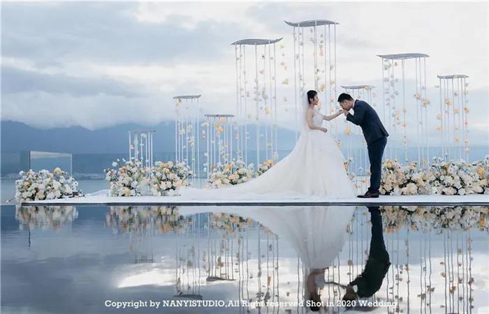 """当婚礼遇到大理,""""理遇""""浪漫之旅自此开启"""